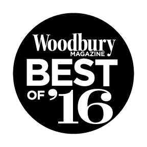 Award from Woodbury MAgazine